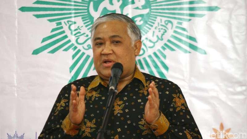 Din Syamsuddin: Jaga Toleransi, Bila Lebaran Berbeda Jangan Saling Hina