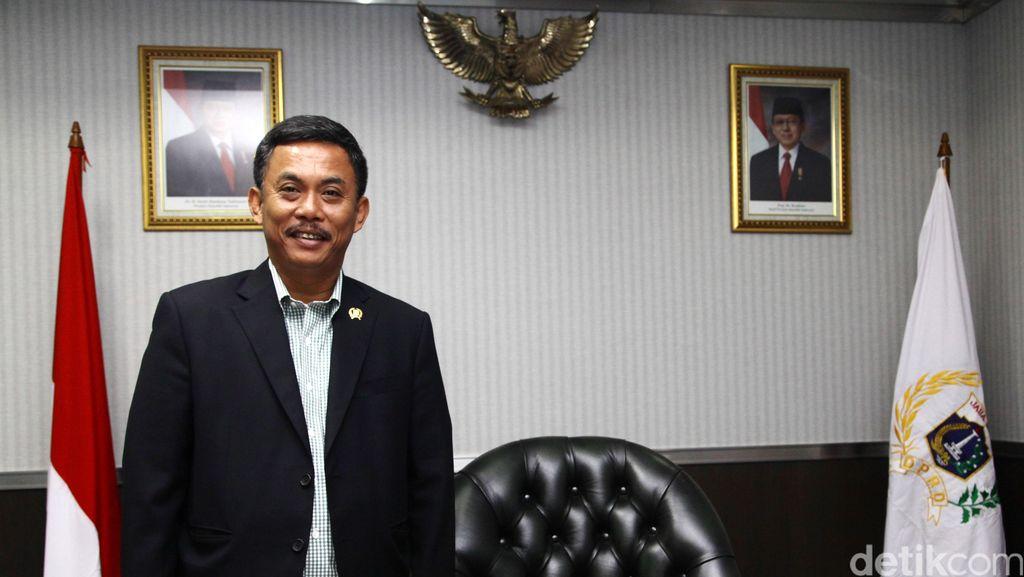 Ketua DPRD DKI Curhat Pernah Jadi Pengguna Narkoba, Rumah Tangga Berantakan
