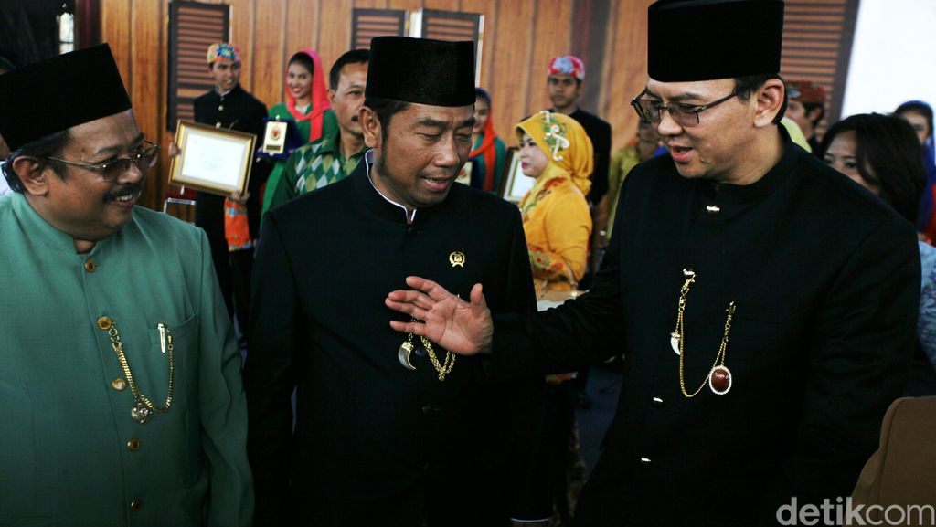 Lulung Ingin Panggil Ahok, Ketua DPRD: Saya Nggak Mau Komentar, Mau Kerja