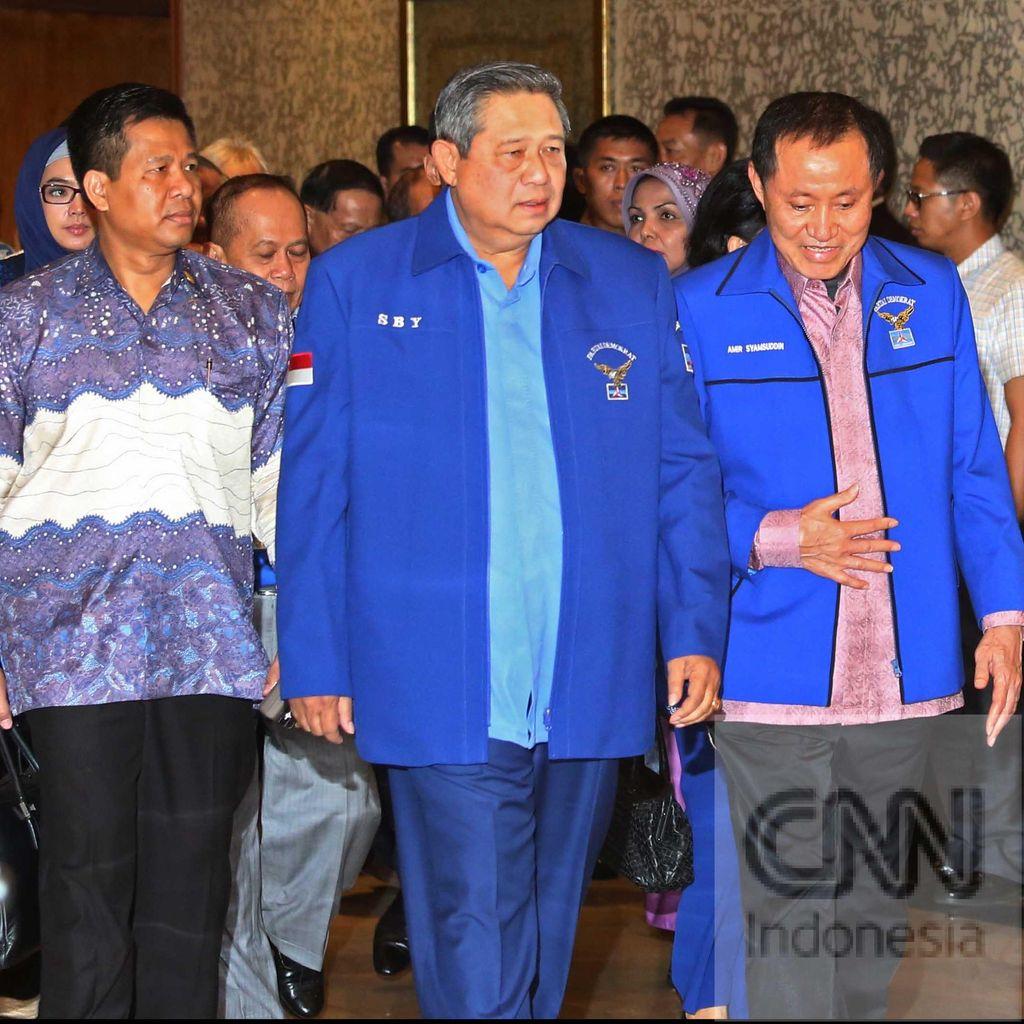 Majelis Tinggi PD: Tak Masalah Saan Mustopa Maju di Pilkada Karawang