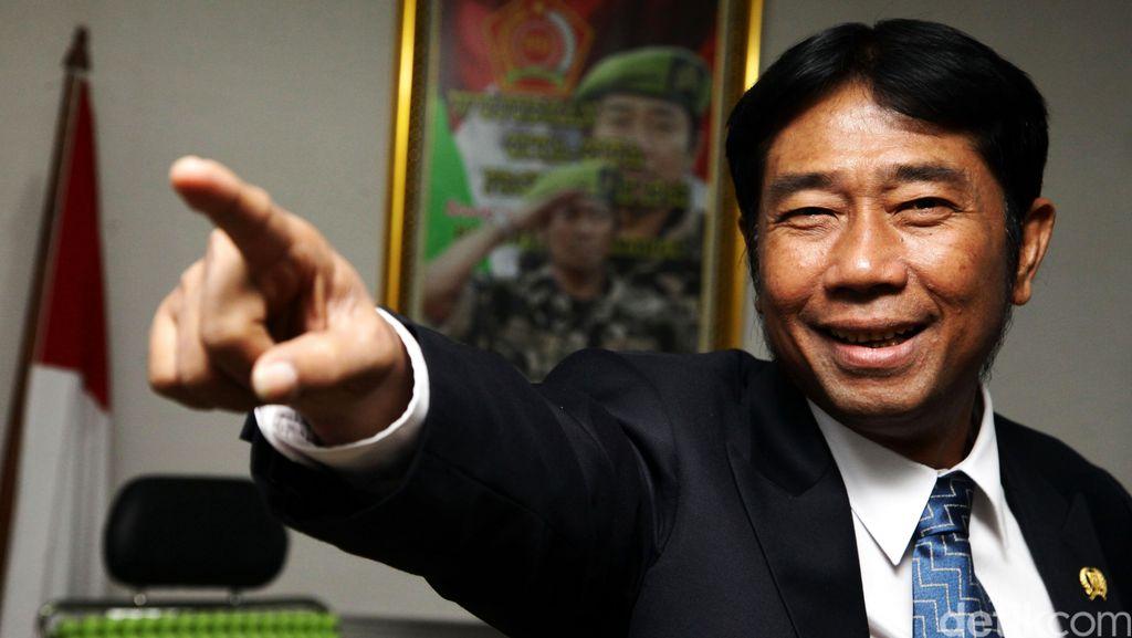 Lulung: Mestinya Ahok Jadi Tersangka karena Tak Pernah Berantas Korupsi