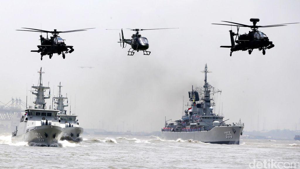 Anggaran Rp 95 T, Menhan Fokus Antisipasi Konflik Laut China Selatan