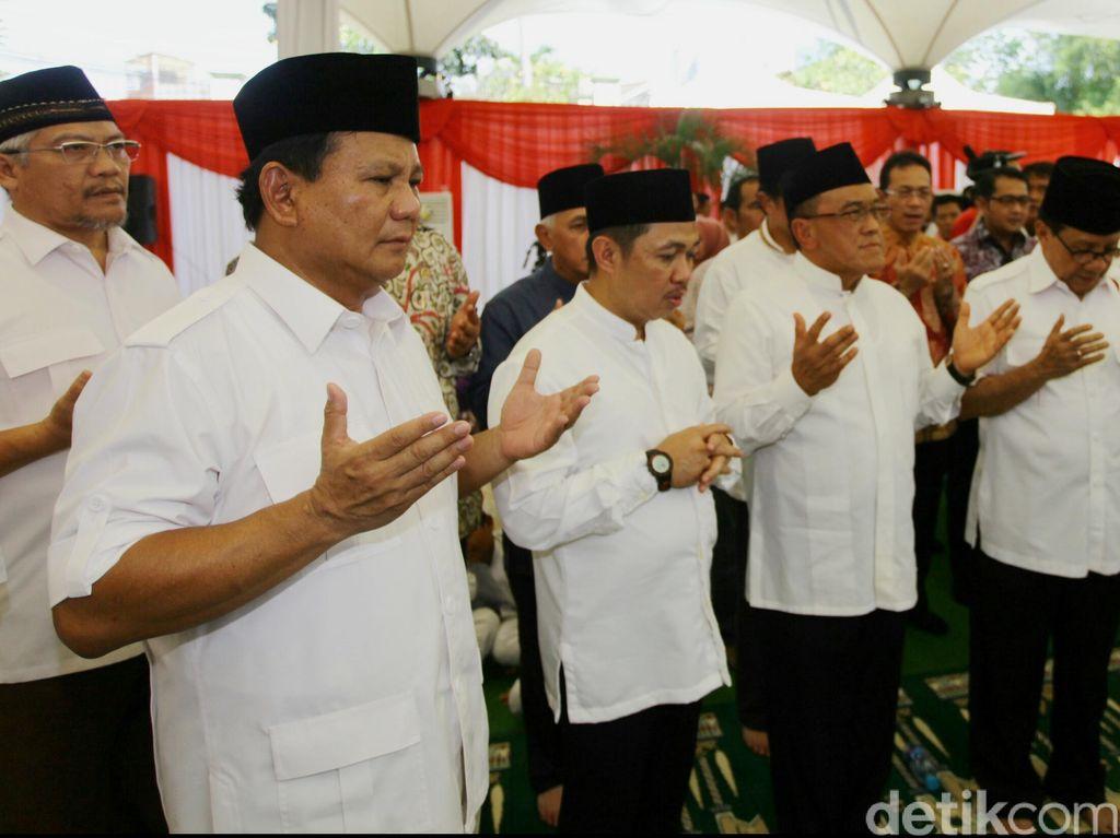KMP Belum Bahas Kemungkinan Digandeng Jokowi Masuk Kabinet