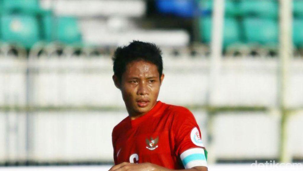 Evan Dimas Mengaku Kangen Timnas