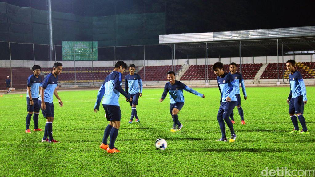 Eduard Tjong Targetkan Timnas U-19 Lolos Fase Grup