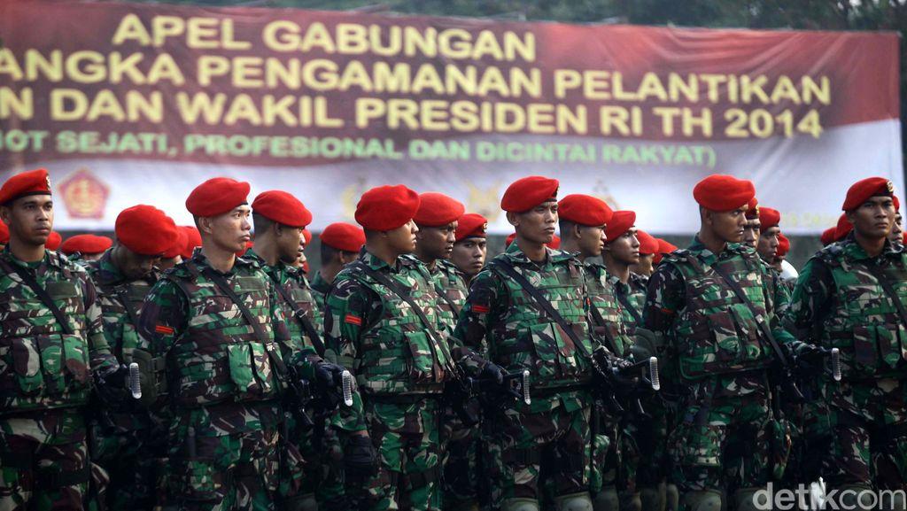 Mayjen Endang Jadi Kapuspen TNI, Gantikan Mayjen Fuad yang Pensiun