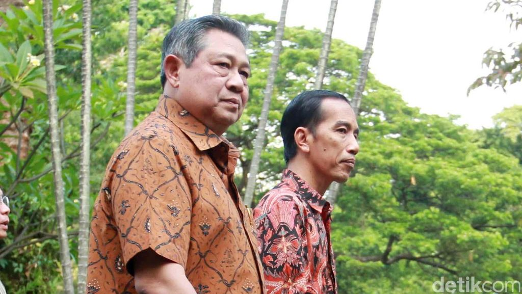 Jalan Sunyi SBY Menggebuk Pembakar Hutan dan Menang Rp 366 Miliar