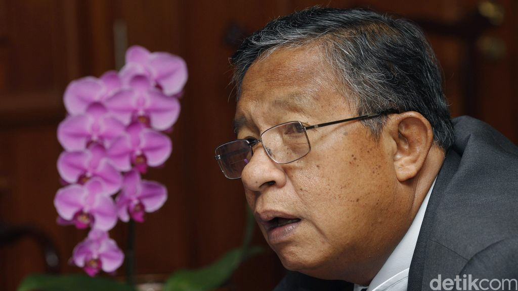 Darmin dan CEO Indosat Temui Presiden di Istana, Terkait Reshuffle?