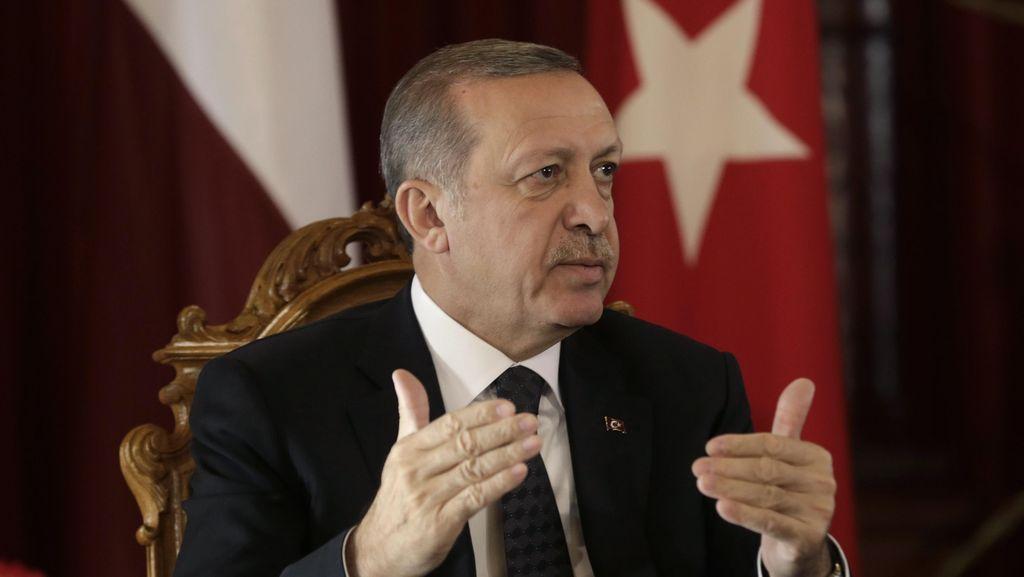 Presiden Erdogan Sebut Rusia Lakukan Kesalahan Fatal di Suriah