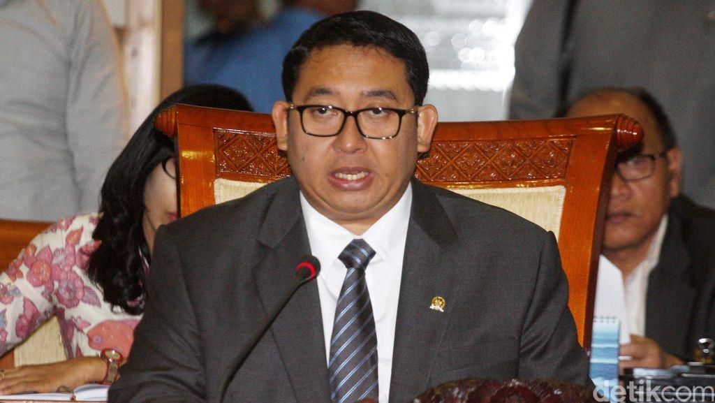Jadi Presiden Organisasi Parlemen Antikorupsi se-Dunia, ini Visi Fadli Zon
