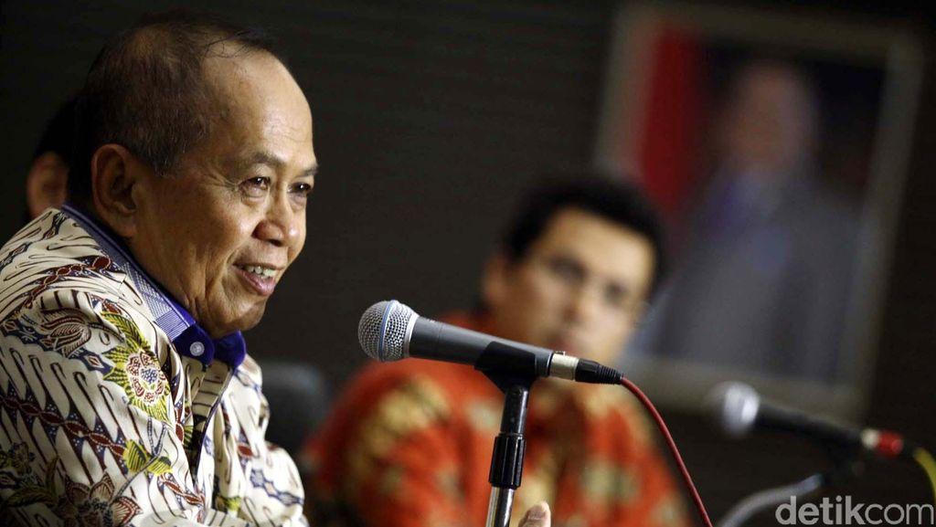 Dana Parpol Batal Naik, Syarief Hasan: Ekonomi Sedang Memprihatinkan