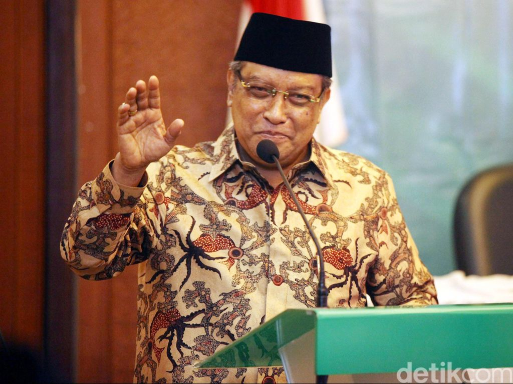 Ketum PBNU Incumbent KH Said Aqil Siroj, Akademisi Islam yang Bervisi Nusantara
