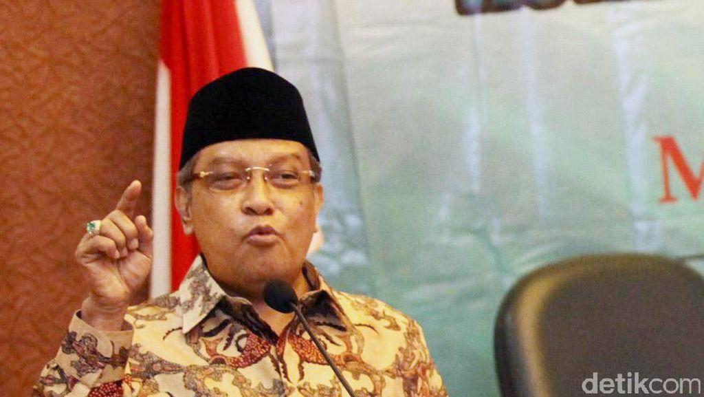 Ketum PBNU: Islam Nusantara Bukan Mazhab, Tapi Melebur dengan Budaya