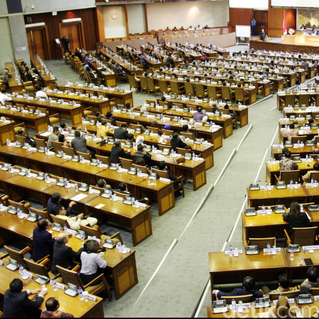 Rapat Bamus Batal, Politisi NasDem: Pimpinan DPR Stres dengan Hasil MKD