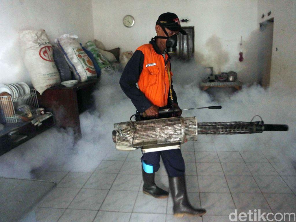 Penderita DB Turun, Wali Kota Risma Ajak Galakkan PSN dan Jumantik