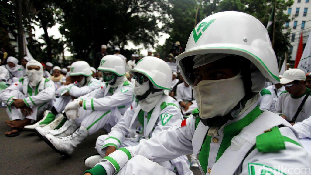 Polda Metro Imbau Anggota FPI Tertib Dalam Acara Pawai Damai Malam Nanti di Jakarta