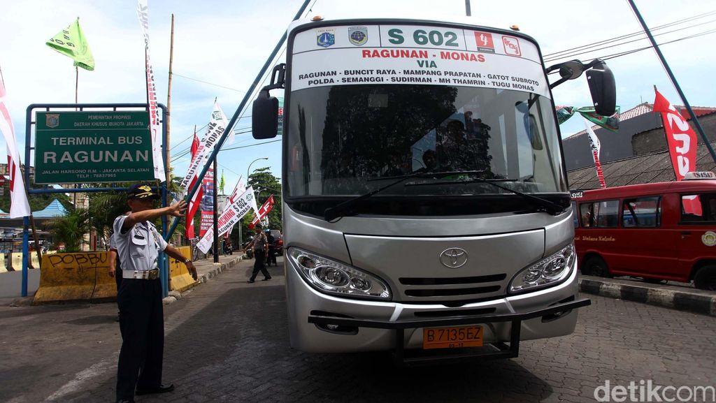 Pindah Partai ke PT TransJakarta, Kopaja AC Janji Tak Ugal-ugalan Lagi
