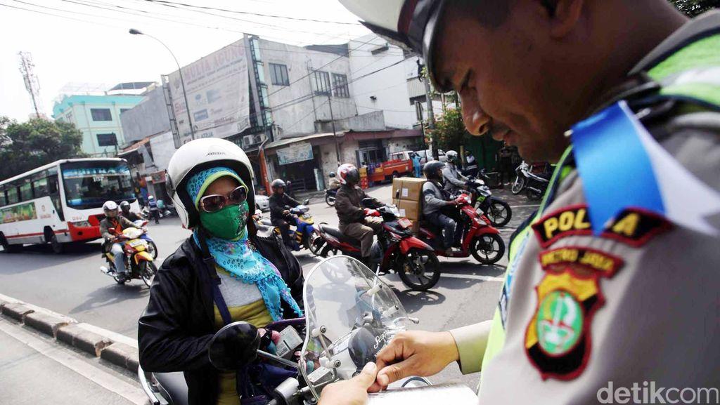 13 Hari Operasi Patuh Jaya, Polisi Tindak 100 Ribu Pelanggar Lalin