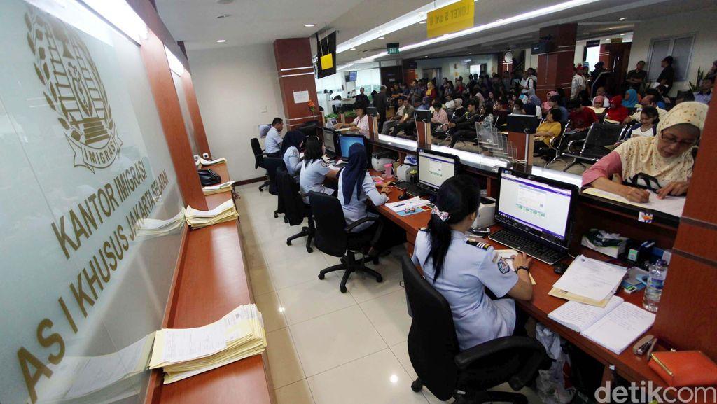 Kemenkum HAM dan KBRI Kuala Lumpur Tingkatkan Layanan Keimigrasian