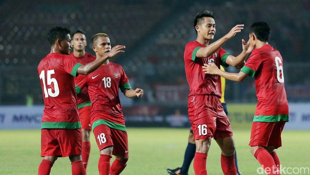 Ujicoba Lawan Malaysia, PSSI Ingin Timnas Senior Bangkit