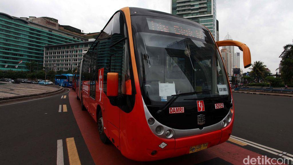 Sopir Bus TransJ Dihukum 2,5 Tahun Penjara karena Tabrak Pemotor hingga Tewas