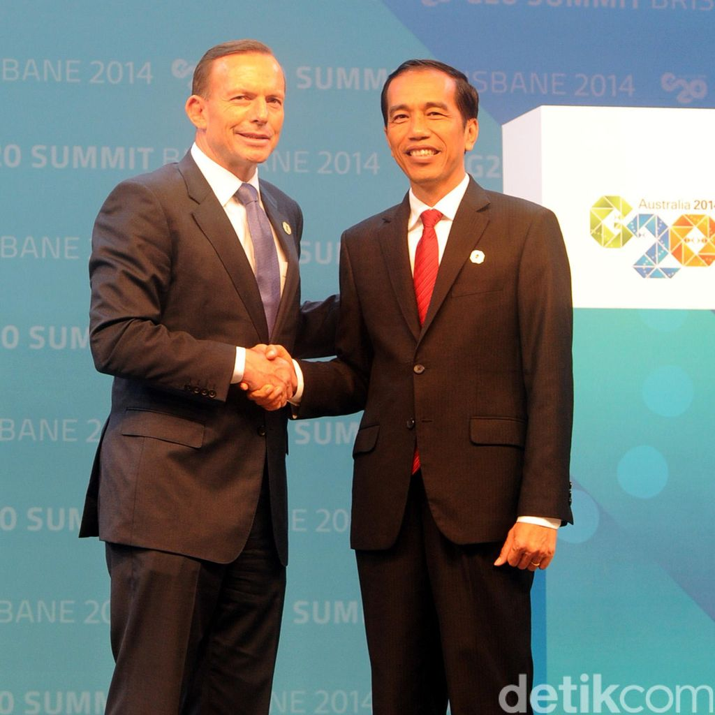 Hubungan Abbott-Jokowi Diyakini Tetap Harmonis
