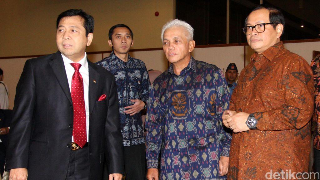 Kiprah Pramono Si Juru Lobi, Golkan UU Hingga Damaikan KIH-KMP