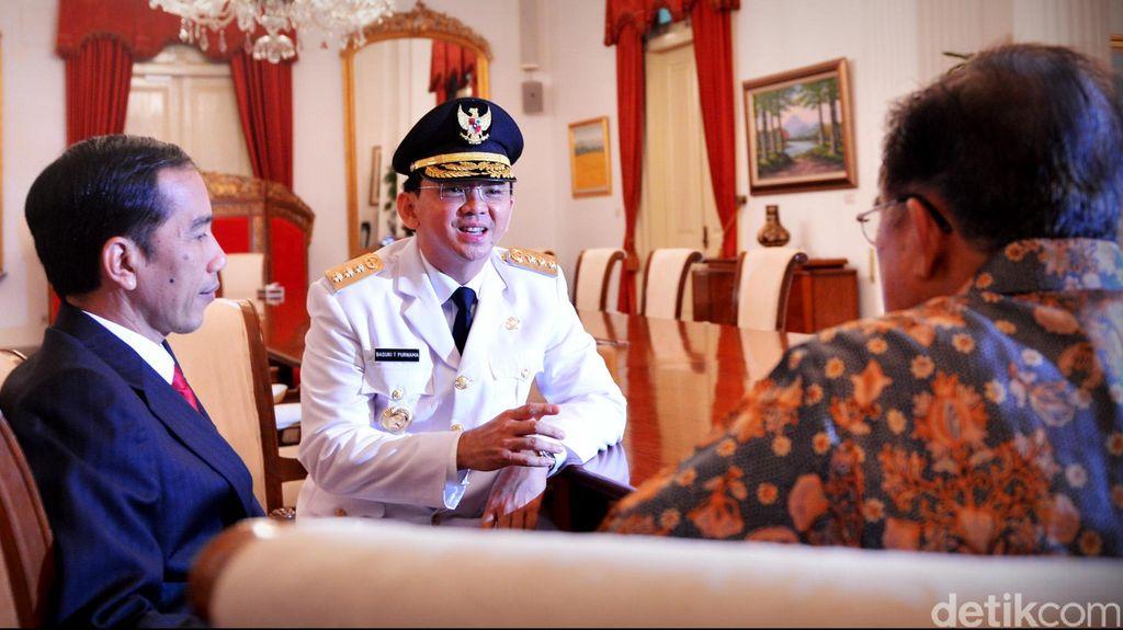 Duet Jokowi-Ahok Kembali Sapa Warga Jakarta