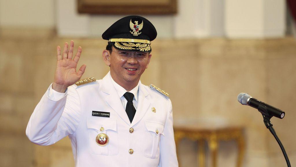 Gubernur Jakarta Diusulkan Setingkat Menteri