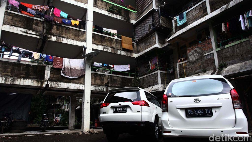 Kadis Perumahan DKI: Ada Hak Penghuni Rusun Bentuk P3SRS