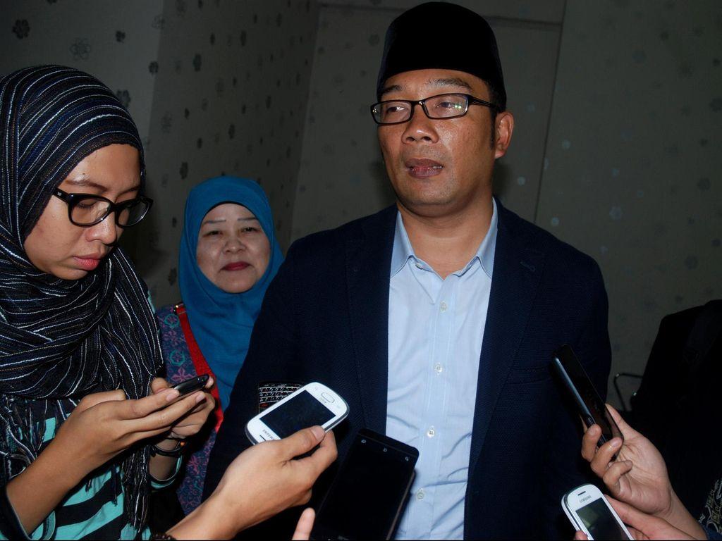 Tahun Ajaran Baru, Ridwan Kamil Larang Perpeloncoan Saat MOS