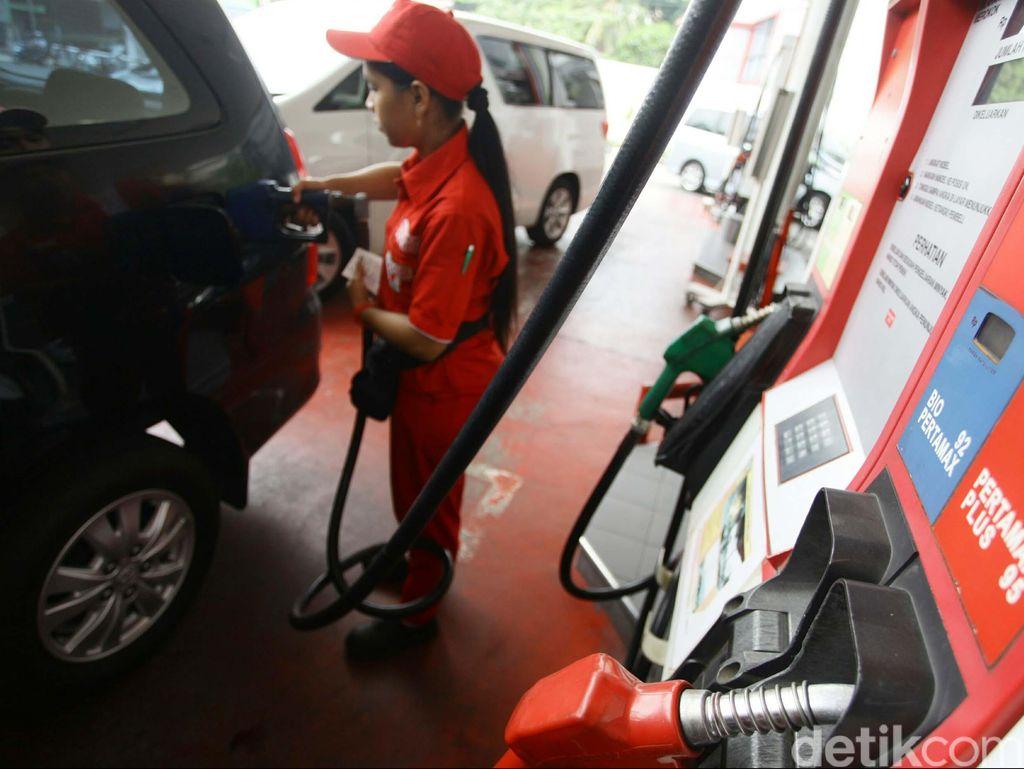 Pertamina Tambah Pasokan BBM di Jalur Selatan Jawa