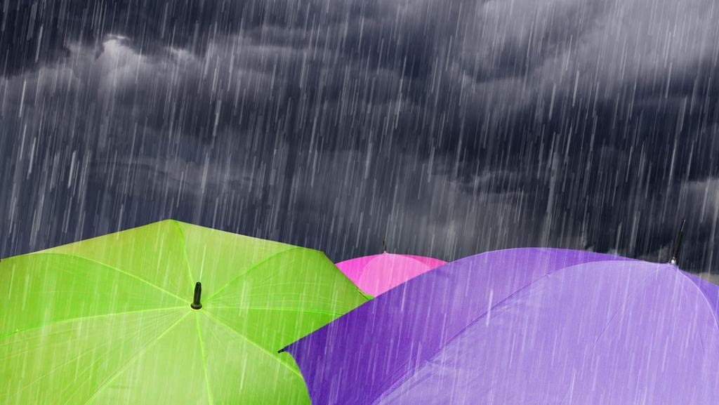 BMKG: Jakarta Selatan, Depok dan Bogor Berpotensi Hujan Ringan