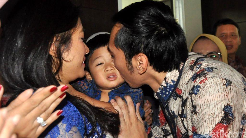 SBY Tambah Cucu Lagi, Anak Kedua Ibas Telah Lahir