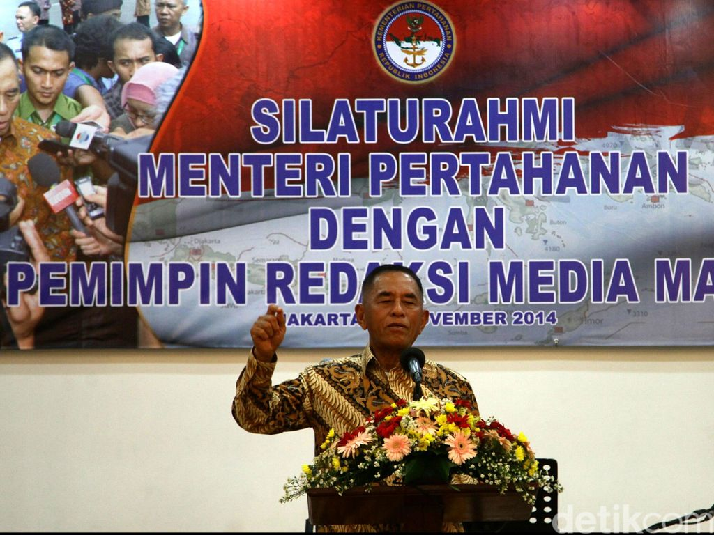 Menhan: Alutsista TNI Sedang Diaudit