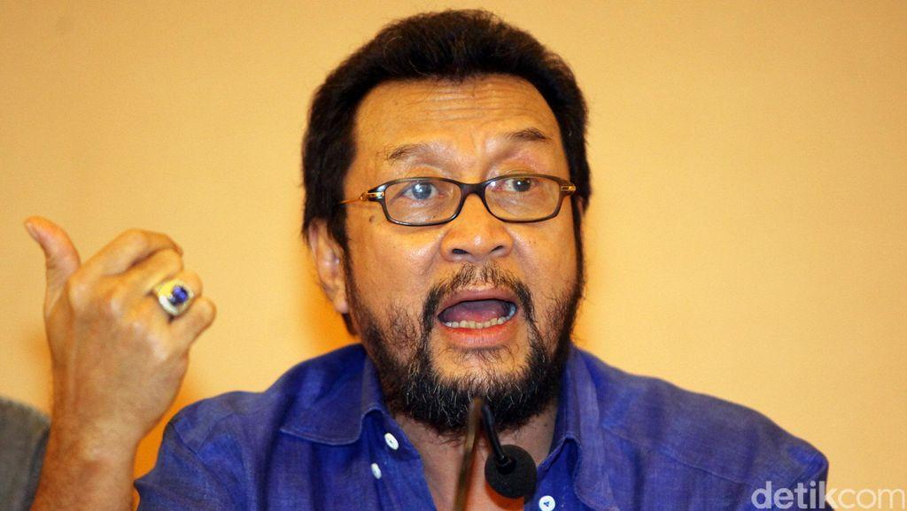 Yorrys Temui Novanto di DPR, Bicarakan Munaslub Golkar