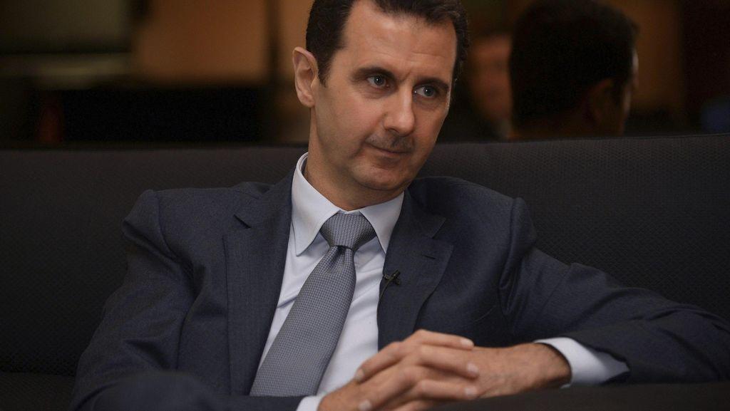 AS Sebut Dukungan Rusia untuk Rezim Assad Bisa Picu Konfrontasi