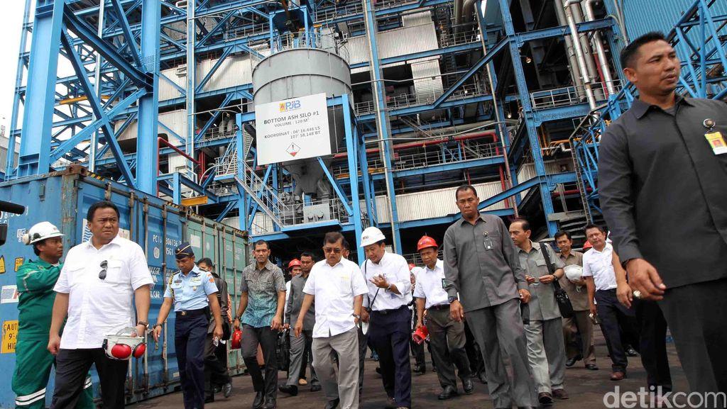 Seluk Beluk PLTU Berkapasitas 3x330 MW di Indramayu yang Terbakar
