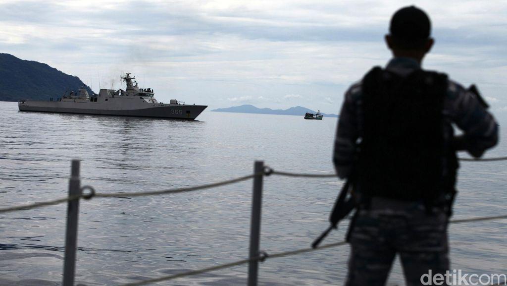 Menang Lawan Tersangka Perompak di Pengadilan, TNI AL: Ini Pembelajaran!