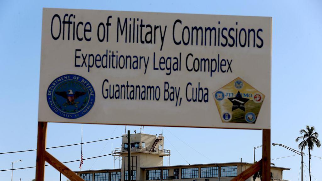 Militer AS Selidiki Laporan Maraknya Kanker di Guantanamo