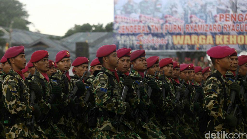Pukul Polisi Bekasi, Sejumlah Anggota Marinir Diproses di POM AL