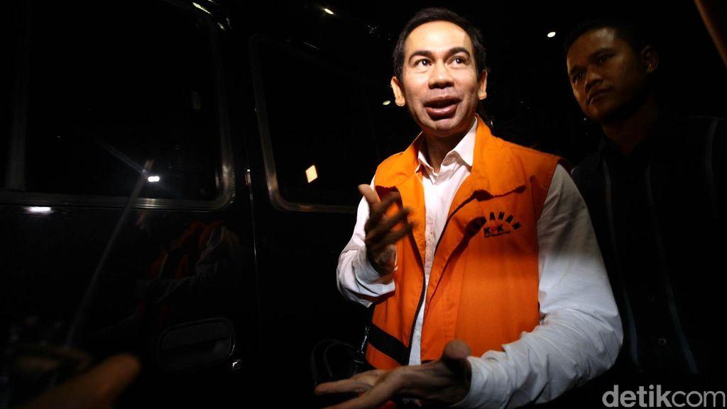Gerindra Curigai Pemindahan Wawan ke Serang, NasDem: Itu Berlebihan!