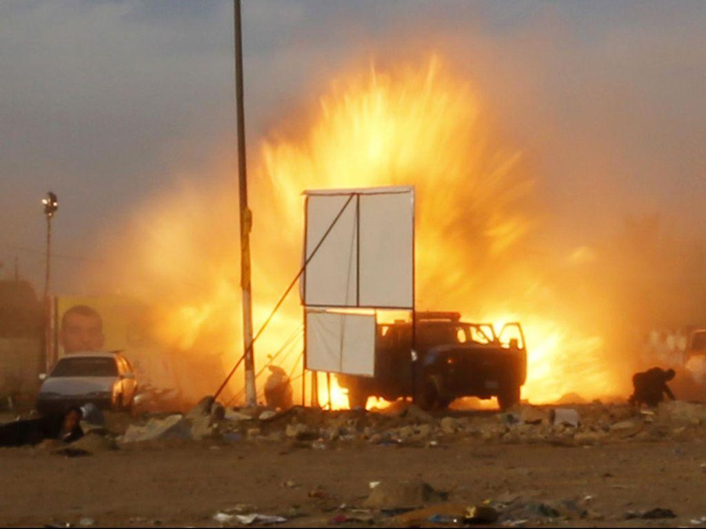 2 Tentara Turki Tewas Akibat Bom Bunuh Diri