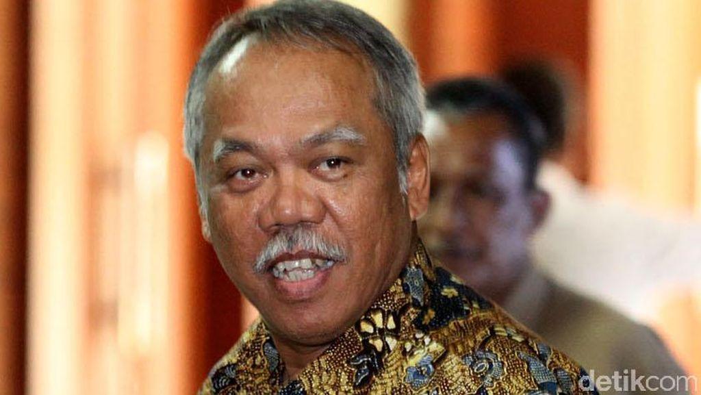 Jawaban Kompak Menhub-Menteri PUPR Soal Reshuffle: Urusan Presiden