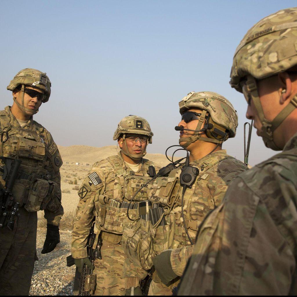 Militer AS Akan Pecat 40 Ribu Tentara Demi Menghemat Anggaran