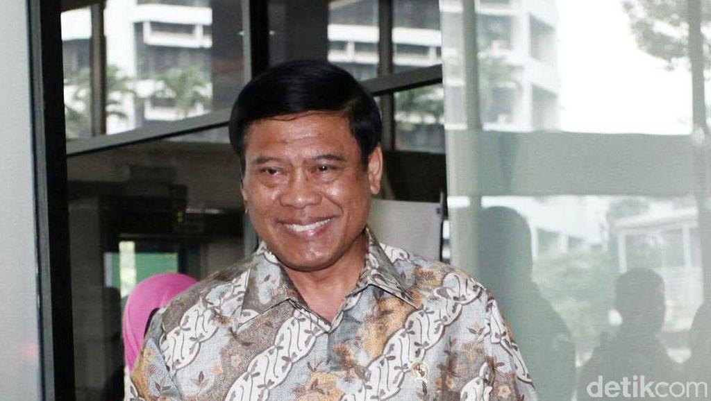 Kesibukan Tedjo Purna Jadi Menteri: Kumpul Keluarga hingga Isi Seminar