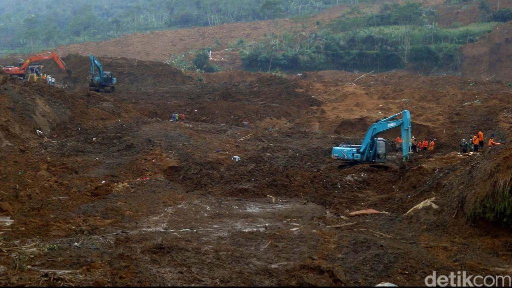 Tiga Korban Longsor Kawasan Geothermal Bengkulu Ditemukan di Dalam Kontainer