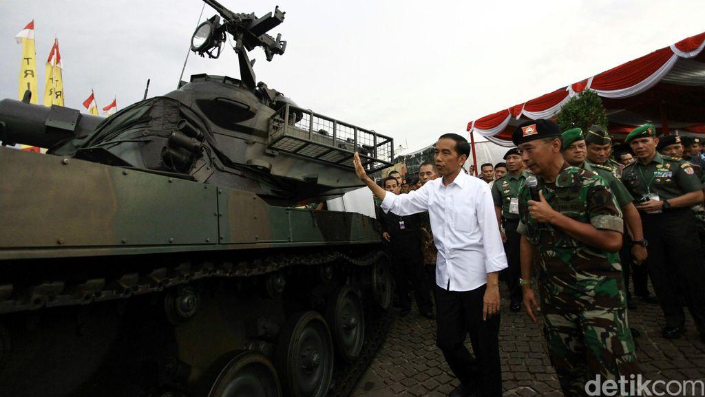 DPR Ingin Bappenas dan Menkeu Dukung Pembaruan Alutsista TNI
