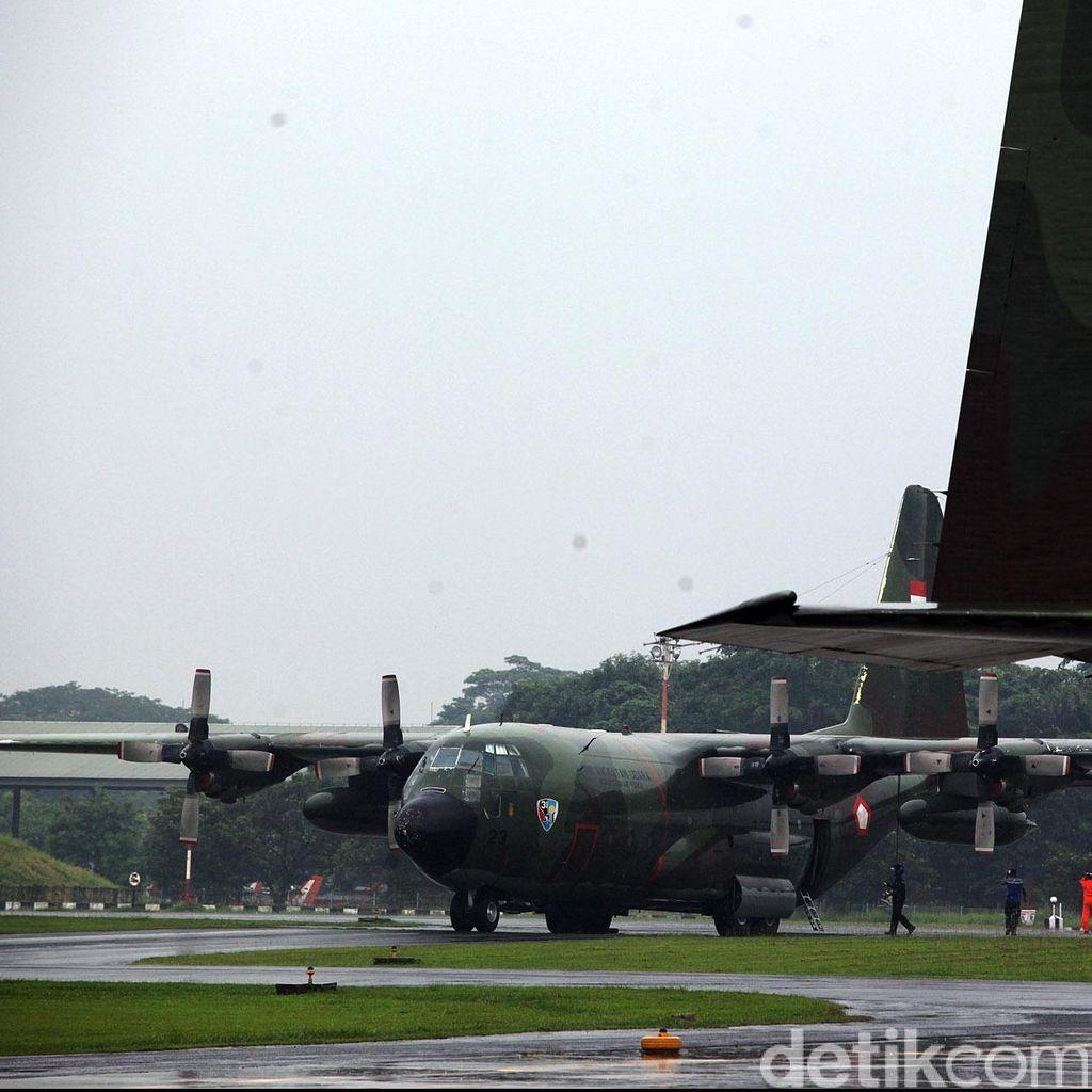 Ada 8 Hercules Angkatan 60-an yang Digunakan TNI AU dan 12 Angkatan 70-an