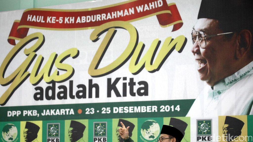 PKB Tuntut Penetapan Gus Dur Sebagai Pahlawan Nasional